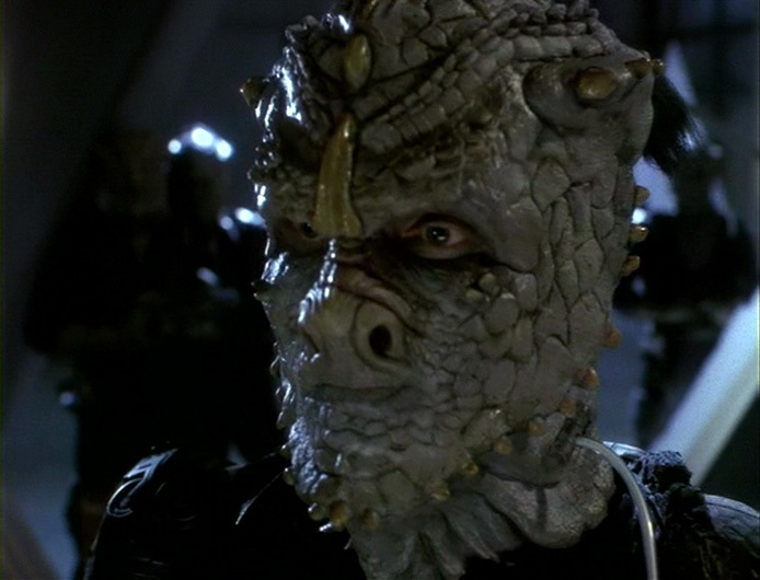 The Jem'Hadar is a possible future for humanity in the difficult times ahead