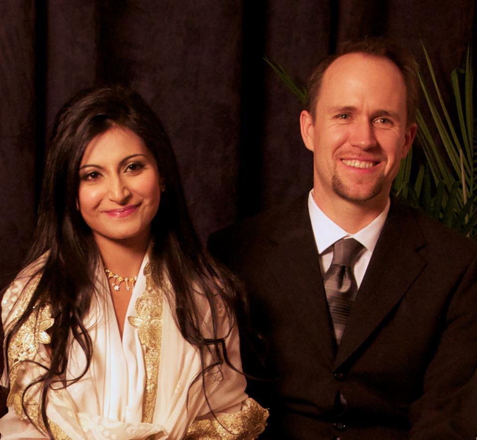Reed and Ayesha Summers - A New Message Marriage