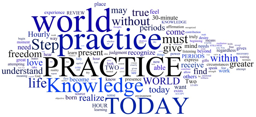 Steps To KnowledgeSteps50-69WordCloud