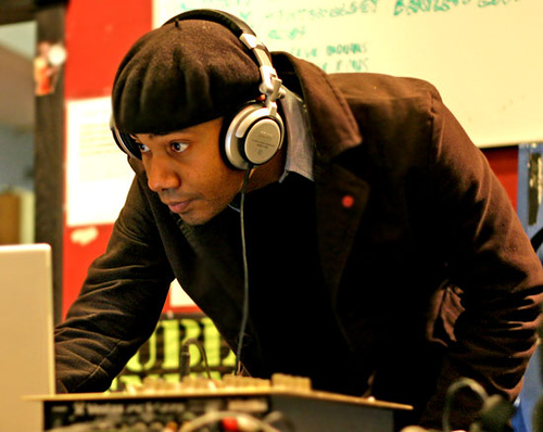"The track ""I Dream A Life Not Lost In Time"" uses a track by DJ Spooky That Subliminal Kid"