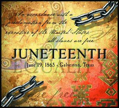 Juneteenth. What is your freedom good for?
