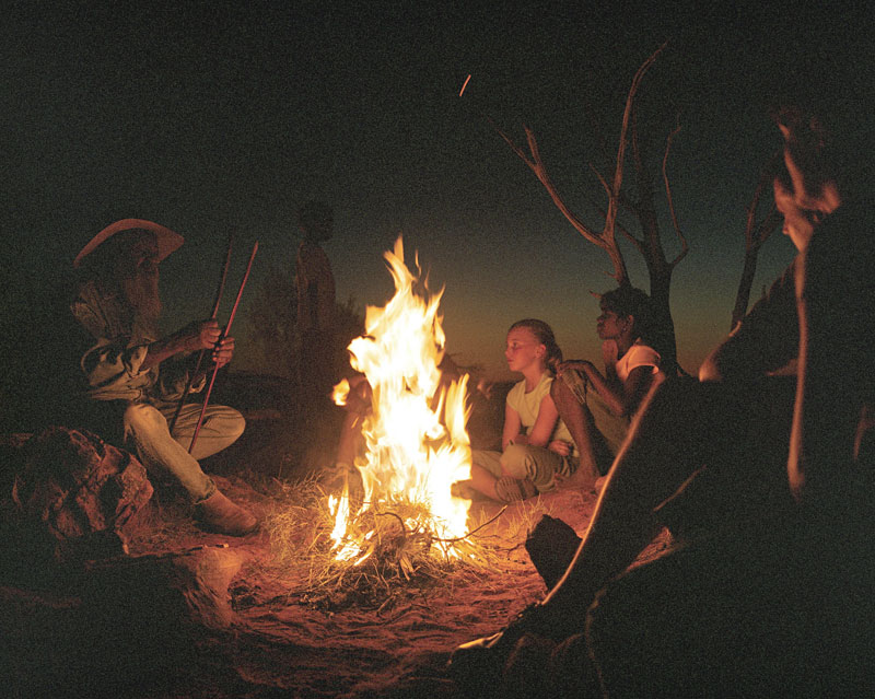 Campfire Stories. Will you hear my story?