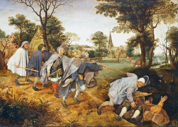 pieter-bruegel-the-younger-blind-guides Who or what will guide us through the narrows
