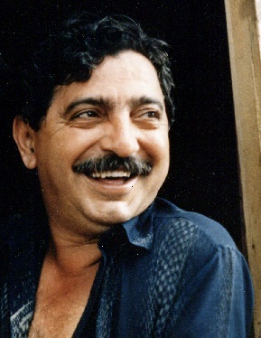 Chico Mendes in 1988. We take inspiration from these great lives.