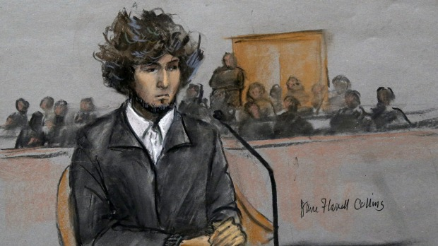 Tsarnaev Genuine remorse? Oh yes, it matters.