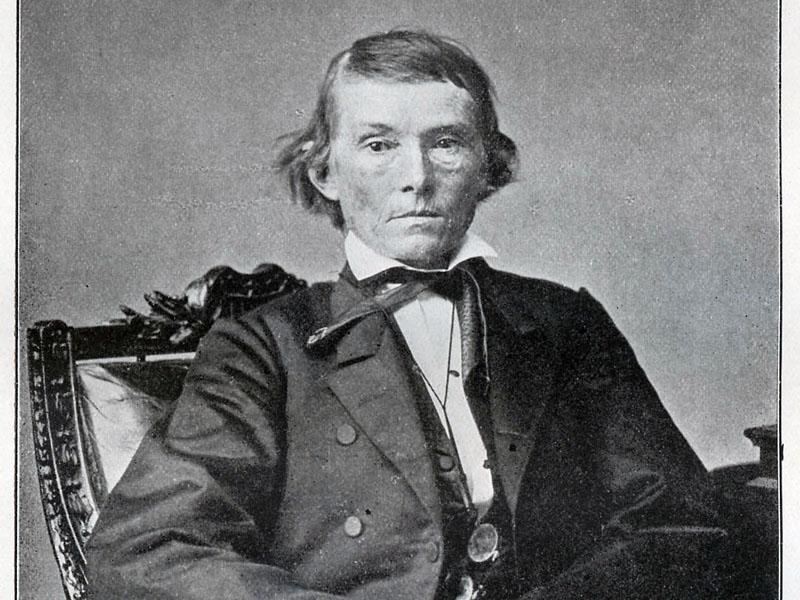 Alexander Stephens Let the past speak, and show us when we're weak