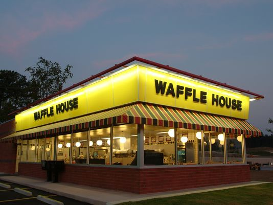 Waffle House. How do we handle a hundred Harveys?