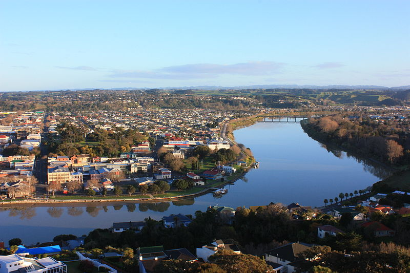 Whanganui River, New Zealand. What will make us make the rivers clean?