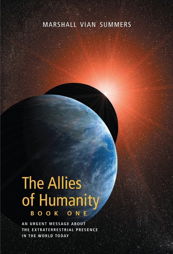 Cover of The Allies of Humanity Book One. We face a challenge to our freedom