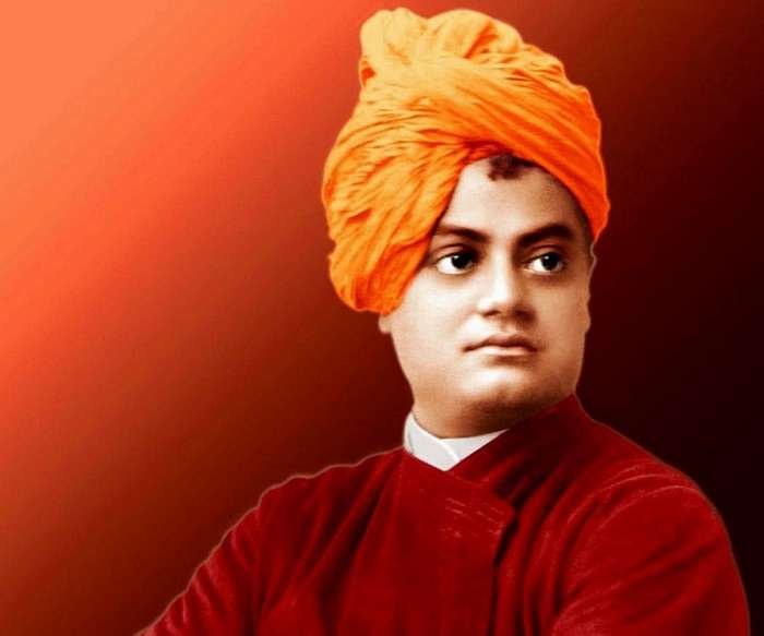 Photograph of Swami Vivekenanda. I hope for religions to love one another