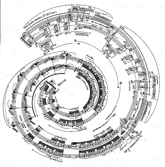 Makrokosmos by George Crumb - Listening for a melody