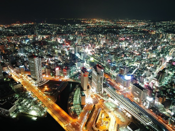 Hiroshima Today. I offer thanks for our accomplishment