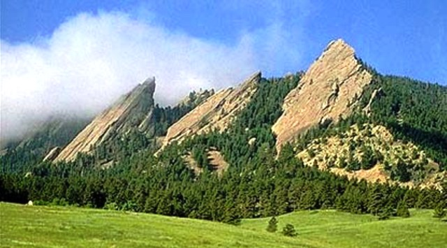 Boulder-Colorado-Flatirons And I heard a million voices singing